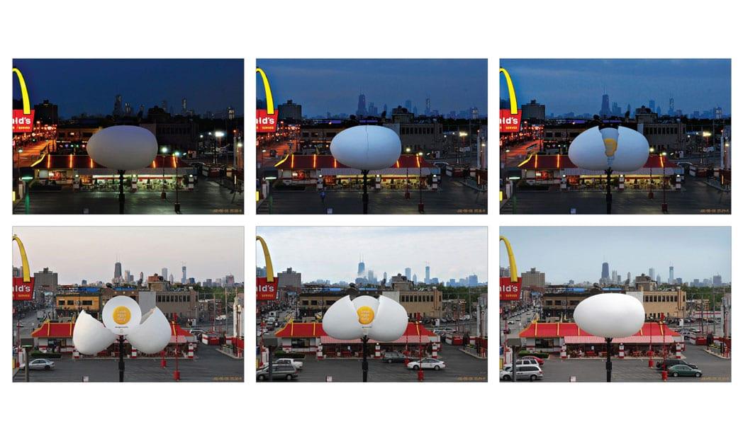 McDonald's | Giant Egg