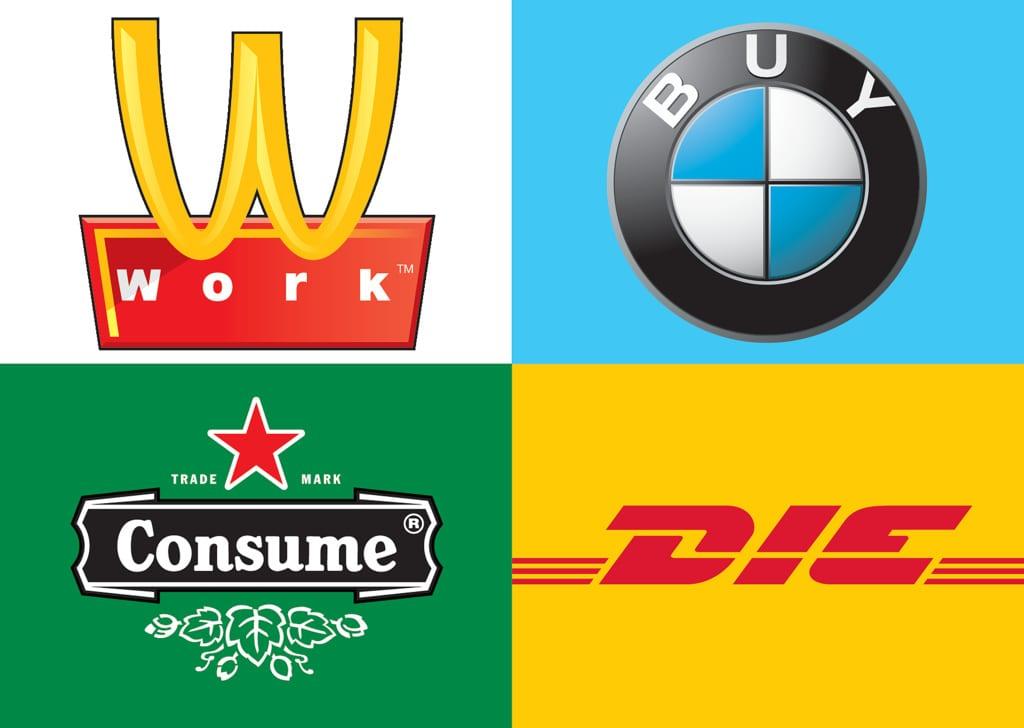 Work, Buy, Consume, Die   Concorda?