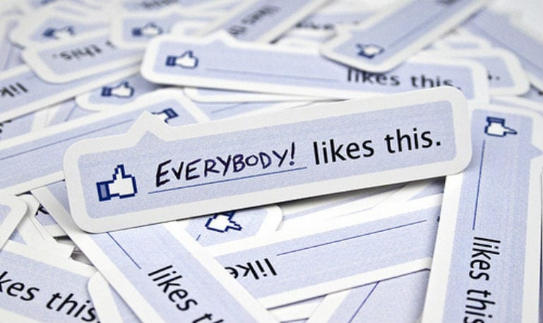 engajamento no facebook