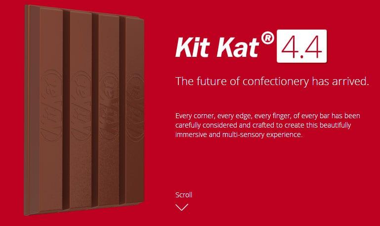 Google lança Android KitKat