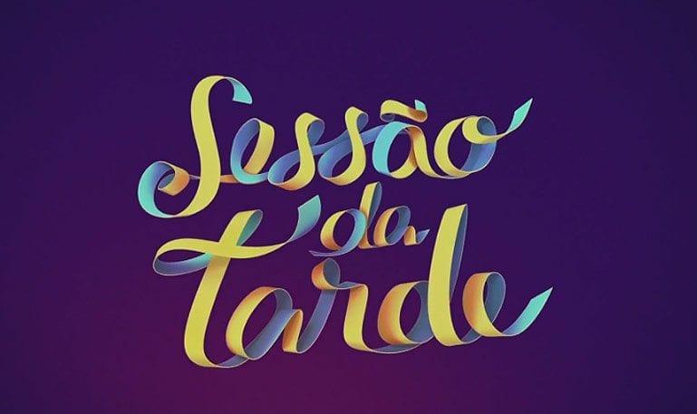 Globo apresenta a nova identidade visual da Sessão da Tarde
