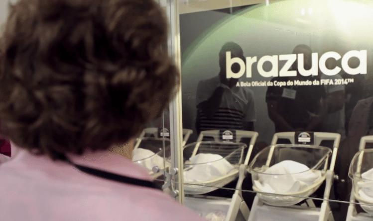 E assim nasceu a Brazuca, junto de vários brasileiros
