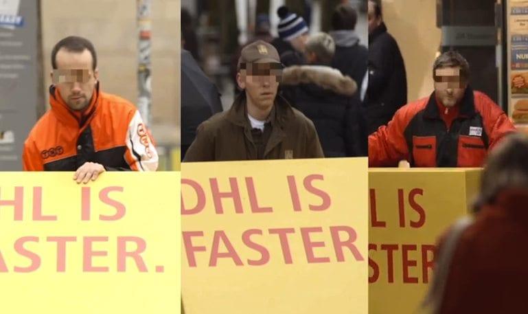 Como colocar a UPS, TNT e DPD para anunciar para DHL