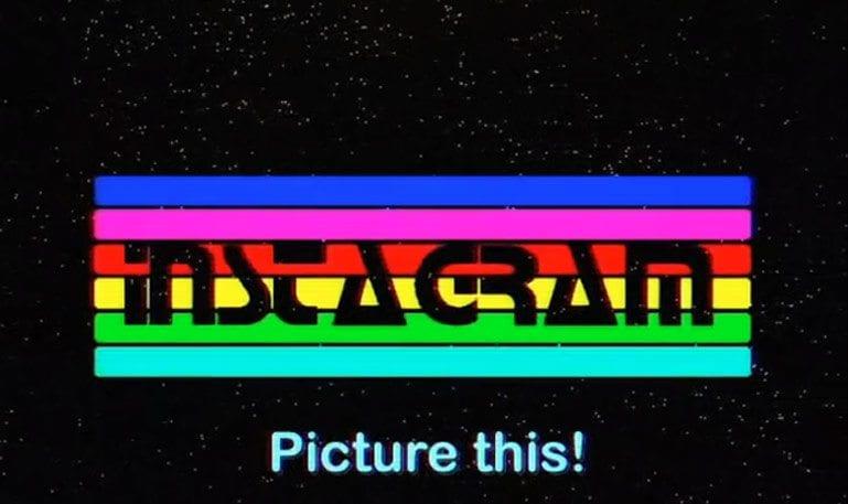 E se o Instagram tivesse sido criado nos anos 80?