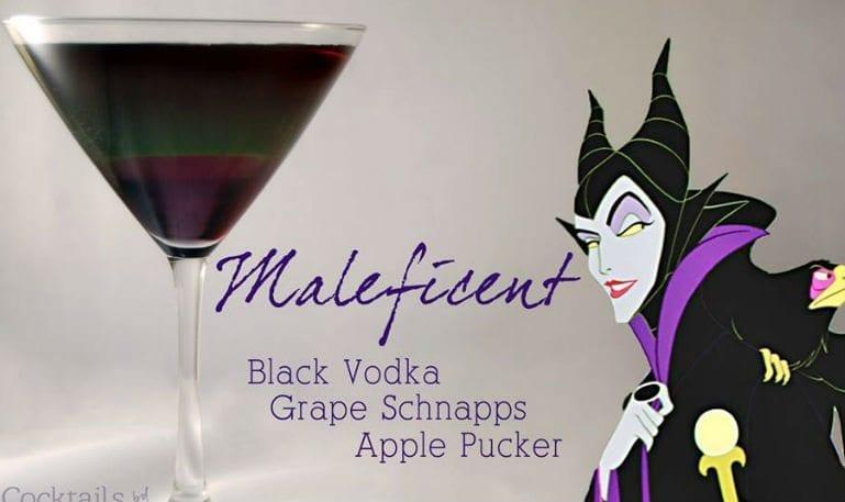 Disney para beber: Vilões e mocinhos versão bons drinks