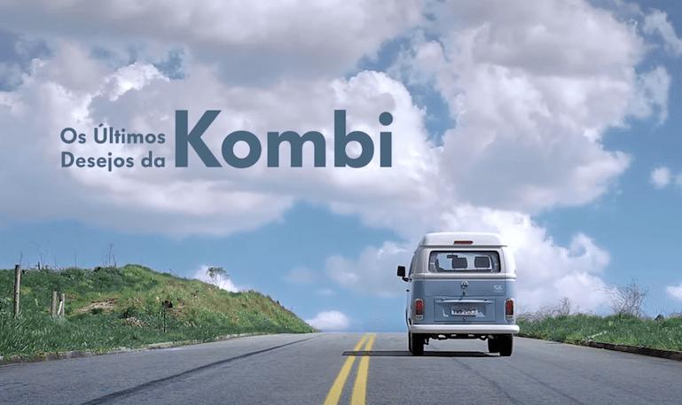 Kombi realiza o último desejo e volta para casa