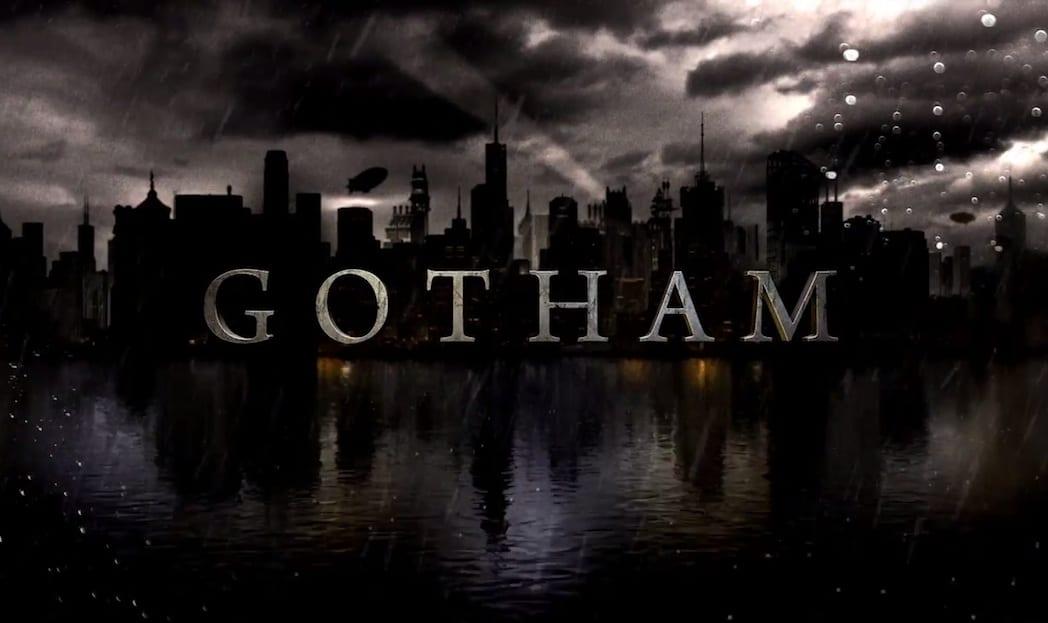 Lançado o primeiro trailer da série Gotham