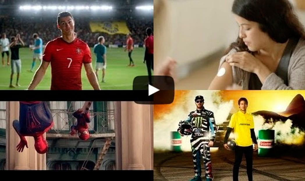 Youtube Ads Leaderboard - Abril de 2014