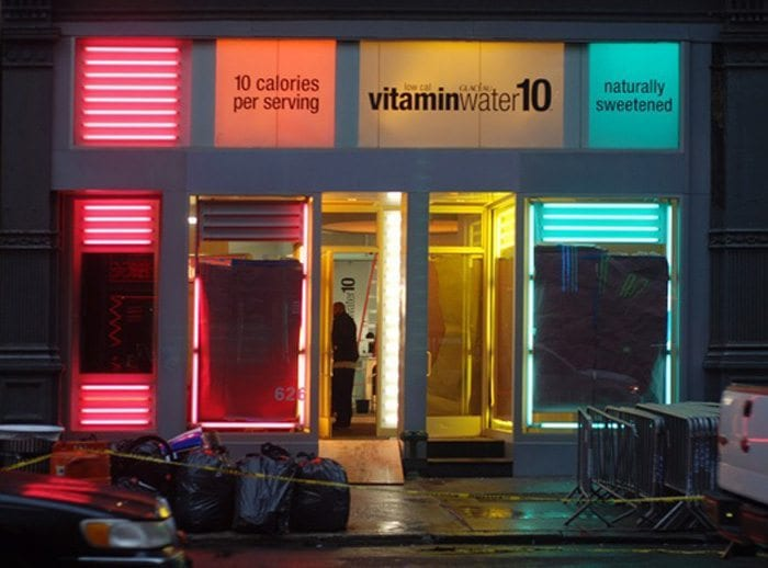 vitaminwater pop up store (1)