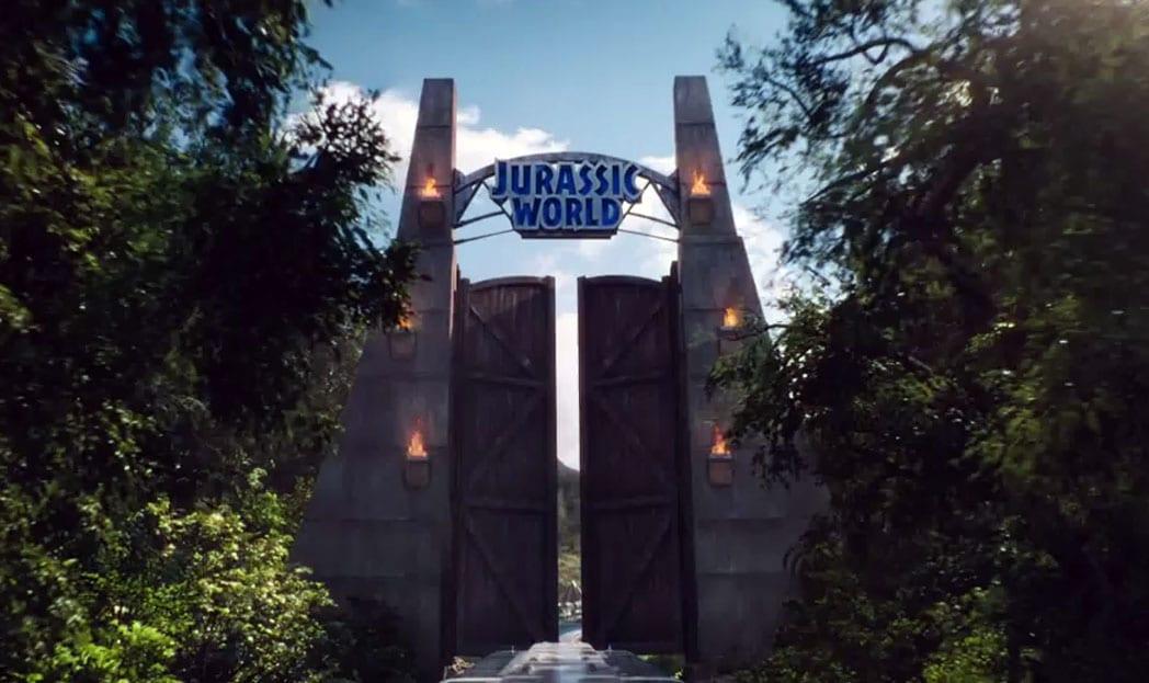 """""""Jurassic World"""" ganha seu primeiro trailer teaser"""