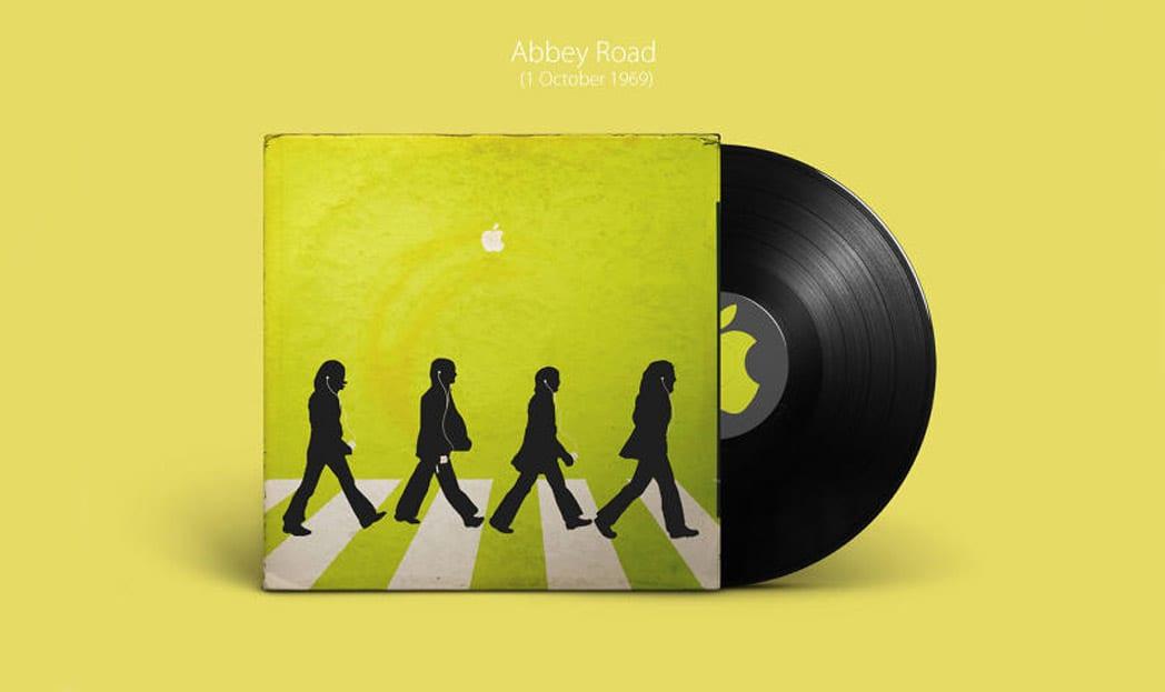 E se aApple Records tivesse sido comprada pela Apple Computers?