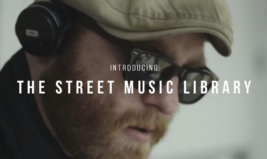 Inovadora biblioteca musical reúne artistas de rua