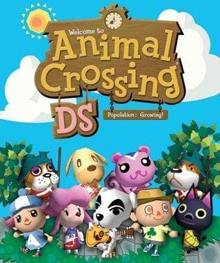 Animal Crossing para o Nintendo DS