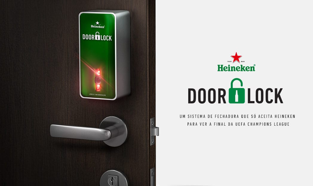 heineken-door-lock