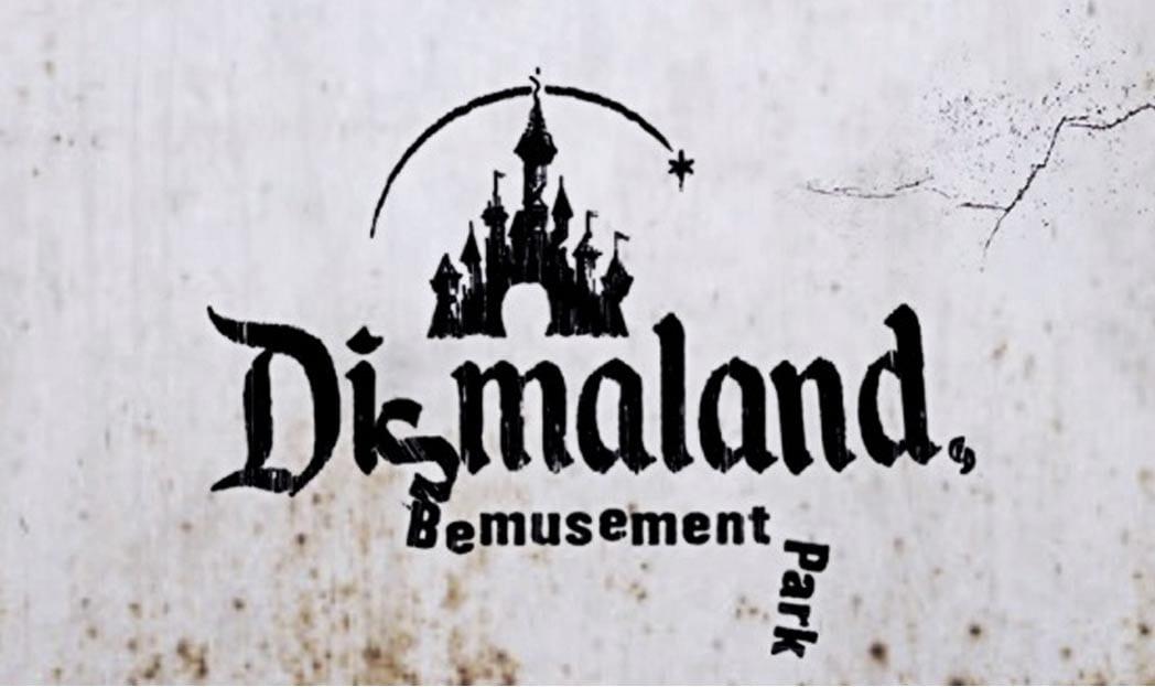 Banksy cria sua versão sombria da Disney, a Dismaland!
