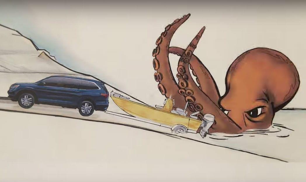 Veja a história da Honda em Stop Motion de papel