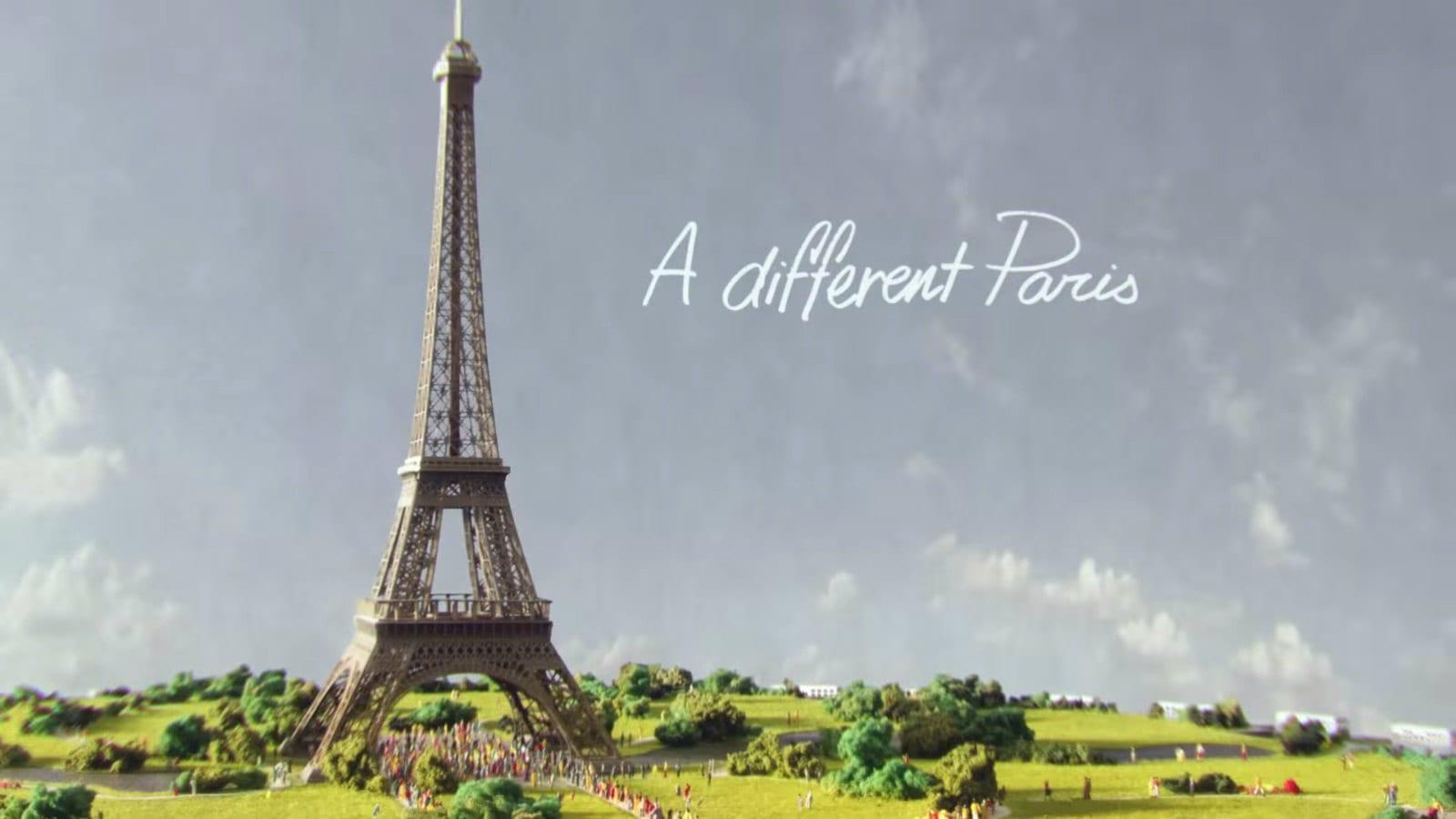 Airbnb mostra Paris mágica em animação