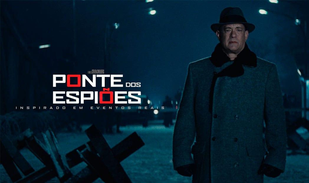 Ponte dos Espiões é o novo filme de Spielberg e Tom Hanks