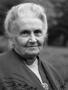 Dra. Maria Montessori