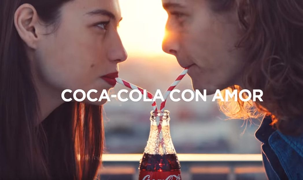 """Coca-Cola muda slogan depois de 7 anos. Agora é """"Taste The Feeling"""""""