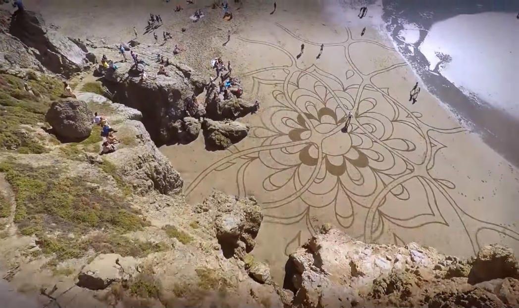 arte-areia