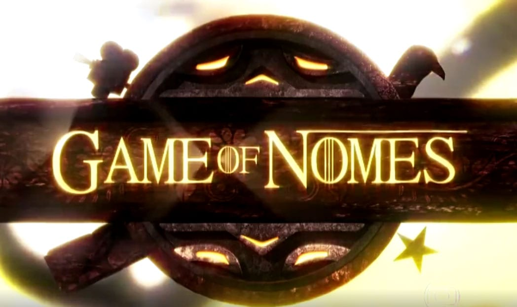 """""""Tá no Ar"""" faz paródia de Game of Thrones"""