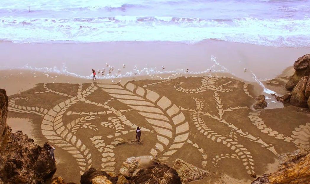 praia-desenho-arte