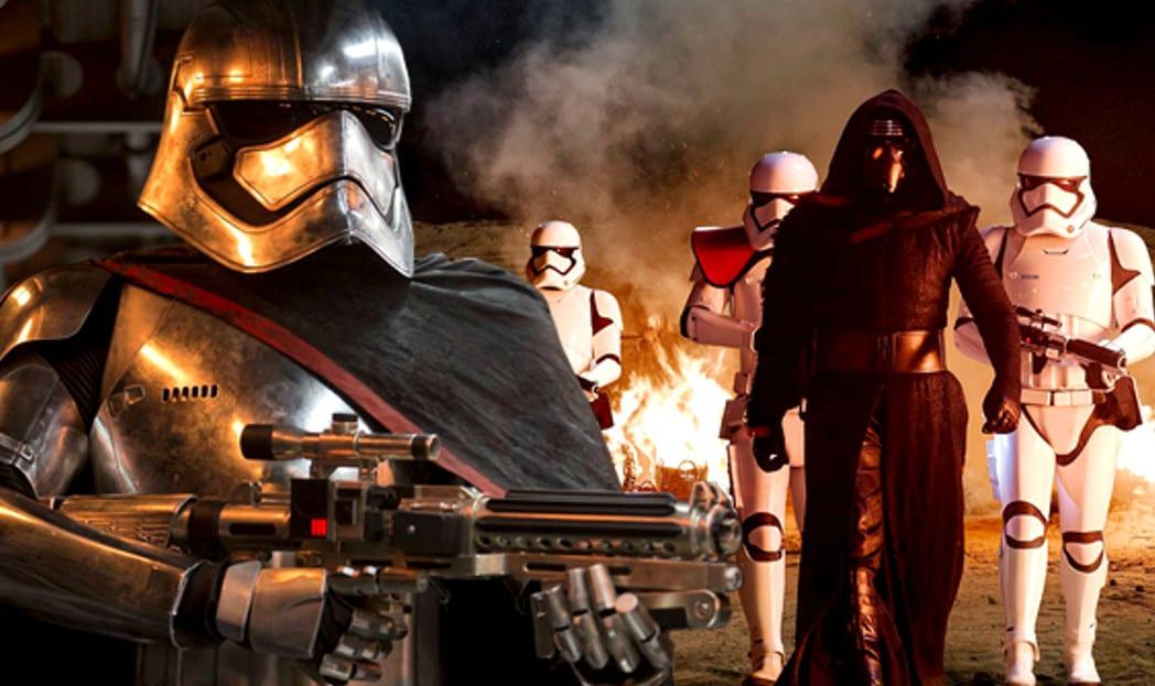 Star Wars the Force Awakens sincroniza com The Dark Side of the Moon