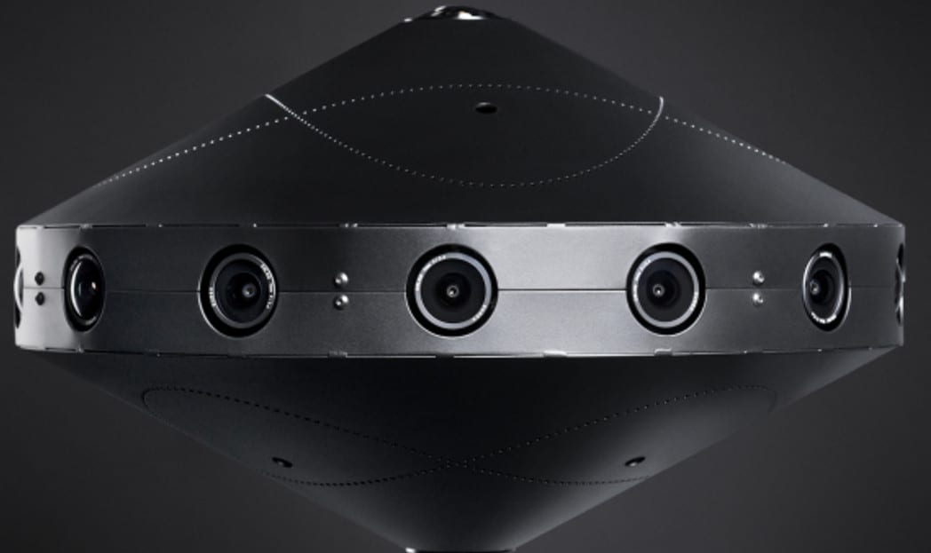 Conheça a Surround 360: a câmera de realidade virtual do Facebook