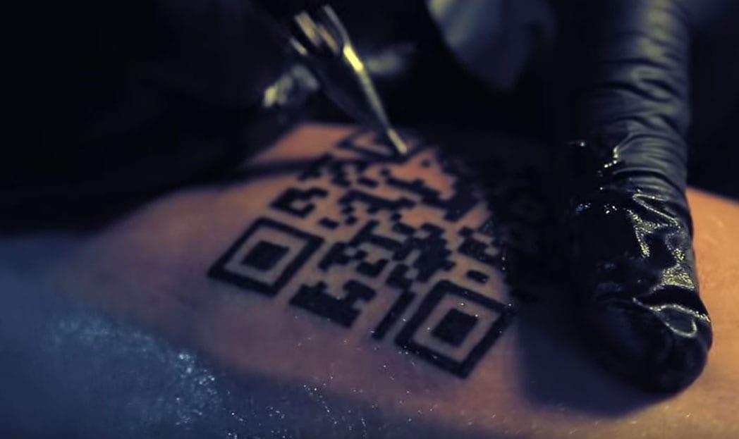 tatuagem-musica-qr-code