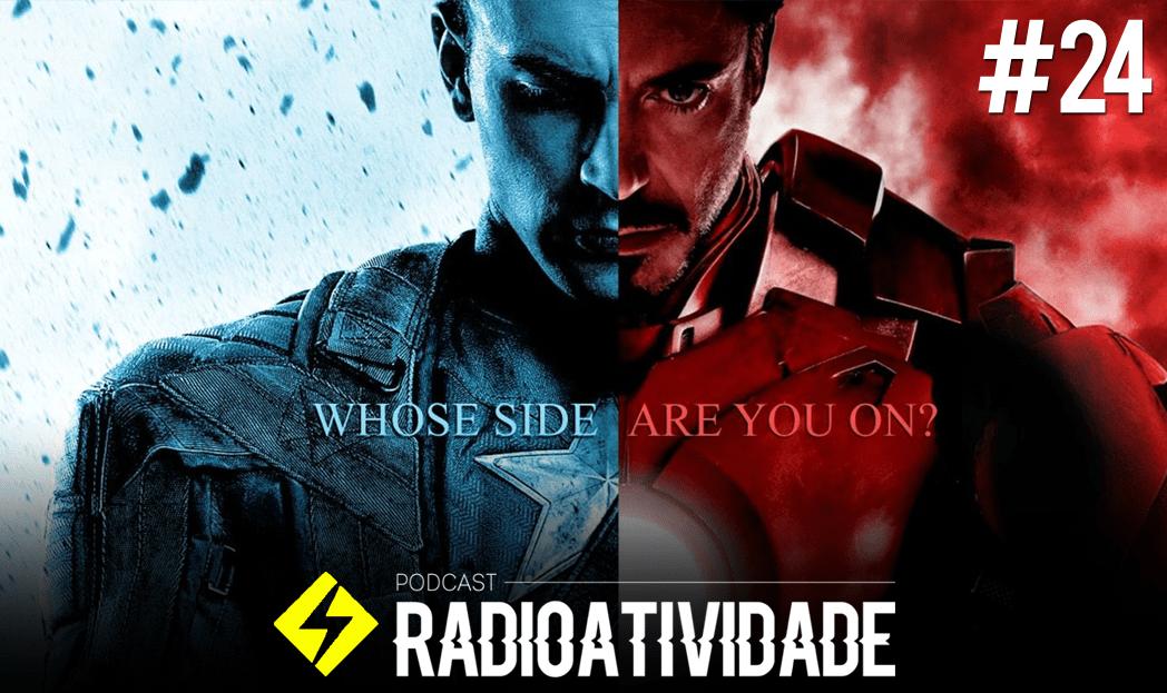Radioatividade #24 - Uma guerra nem tão civil