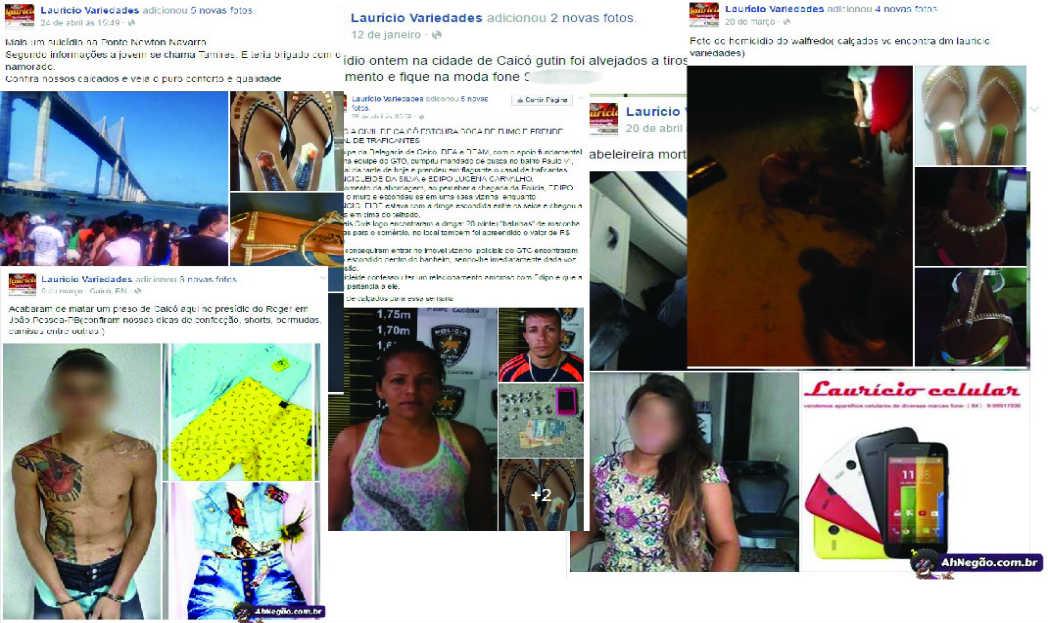 Laurício Variedades e seu marketing (muito) agressivo