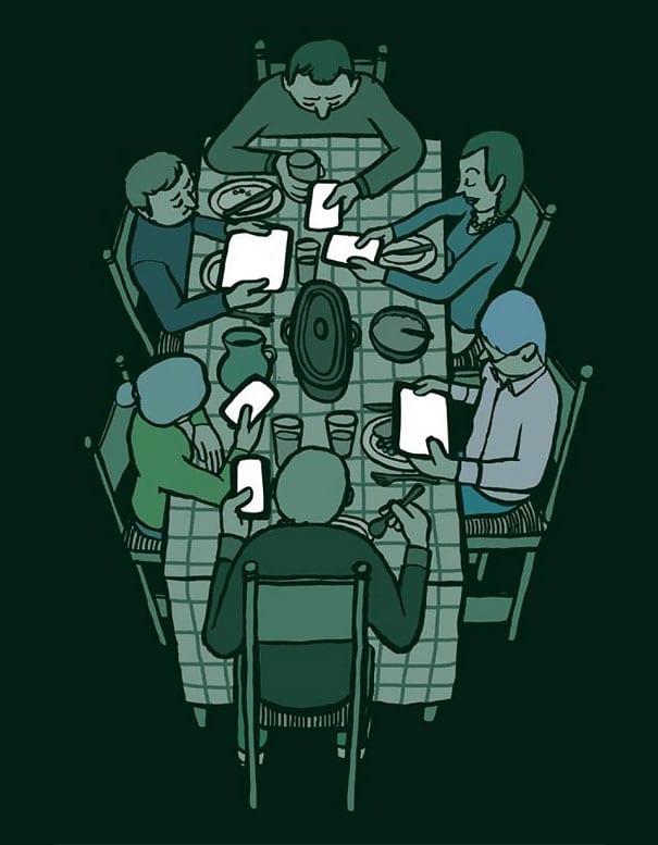 vicio tecnologia ilustracoes (5)