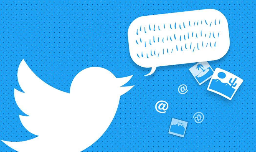 Pronto! Agora o Twitter não contabiliza os caracteres de links, fotos e enquetes
