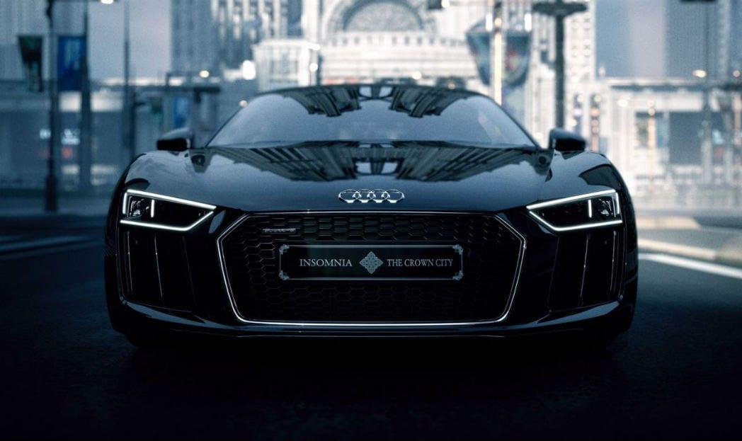 Audi R8 tem versão especial para Final Fantasy XV