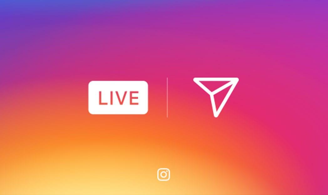 Instagram agora permite fazer transmissões ao vivo pelo Stories