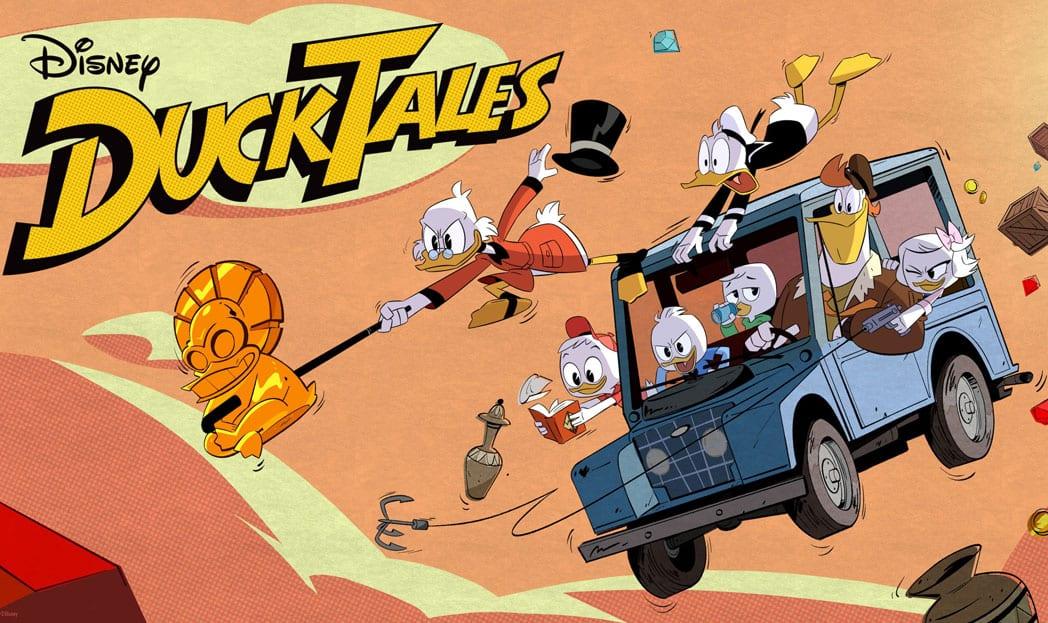 Clássico 'DuckTales' está de volta em nova versão!