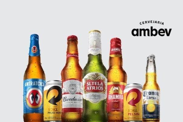Cervejas ganham rótulos embriagados em ação sobre consumo